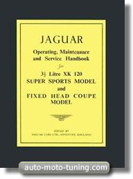 Revue technique Jaguar XK120 (1949-1954)