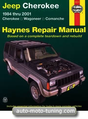 Revue technique Jeep Cherokee (1984-2001)