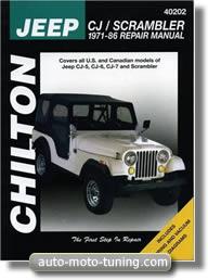 Revue technique Jeep CJ (1971-1986)