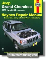 Revue technique Jeep Grand Cherokee (1993-2004)
