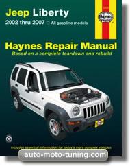 Revue technique Jeep Liberty (2002-2007)