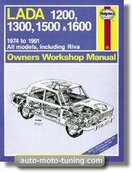 Revue technique Lada 1200, 1300, 1500 et 1600