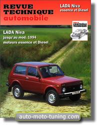 Revue technique Lada Niva (1978-1994)