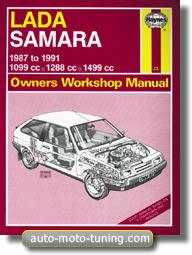 Revue technique Lada Samara (1987-1991)