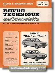 Lancia Beta et Lancia Trevi