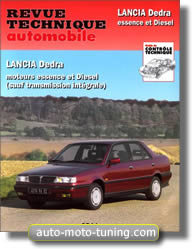 Revue technique Lancia Dedra (1989-1992)