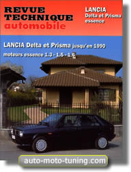 Lancia Delta et Prisma (jusqu'à 1990)
