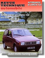 Revue technique Lancia Y10