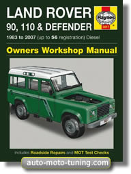 rta Land Rover Defender (1983-2007)
