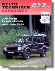 Revue technique Land Rover Discovery Tdi (1990-1998)