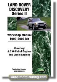 Revue technique Land Rover Discovery série 2 (1999-2003)