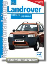 Revue technique Land Rover Freelander