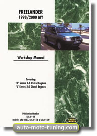 Revue technique Land Rover Freelander (1998-2000)