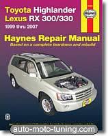 Revue technique Lexus RX 300 et 330