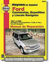 Revue technique Lincoln Navigator (1997-2009)