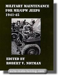 Manuel de maintenance Jeep Willys (1941-1945)