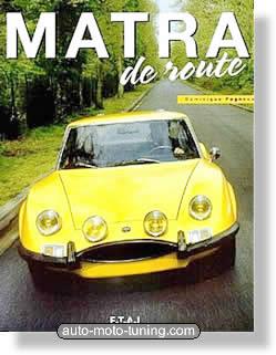Documentation automobile Matra