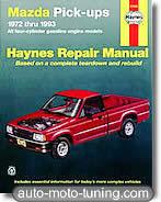 Revue technique Mazda Pickup (1972-1993)