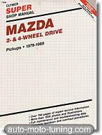 Revue technique Mazda Pickup (1979-1989)