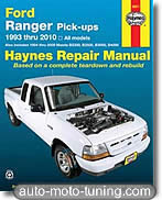 Revue technique Mazda Pick-up (1994-2009)