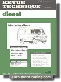 Revue technique Mercedes 207D / 307D