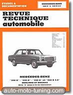 Revue technique Mercedes 220D (jusqu'à fin de fabrication)