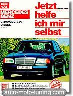 Revue technique Mercedes 220 - C 220 diesel (depuis 1993)