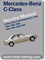 Revue technique Mercedes 220 / C220 - M111 (1994-2000)