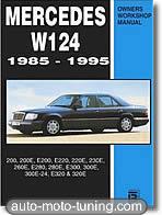 Revue technique Mercedes 220 E et 220E (depuis 1992)