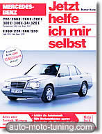 Revue technique Mercedes E220 (1993-1995)