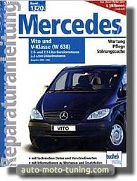 Mercedes Vito et Classe V