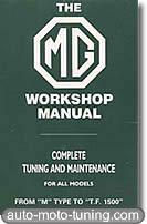 Revue technique MG (1929-1955)