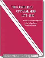 Manuel intégral MG (1975-1980)