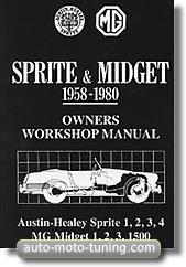 Revue technique MG Midget (1958-1980)