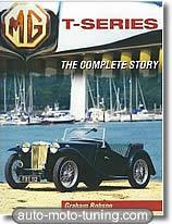 Documentation technique automobile MG Série T (1936-1955)