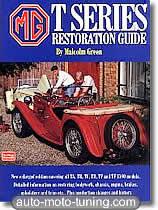 Manuel de restauration MG Série T