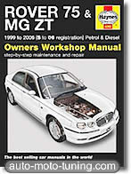 Revue technique MG ZT (1999-2006)