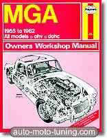 Revue technique MGA (1955-1962)