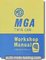 Revue technique MGA 1600 Twin Cam (1958-1960)