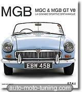Documentation technique automobile MGC et MGB GT V8