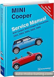 Revue technique MINI Cooper et Cooper S