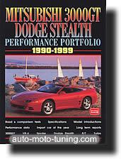 Documentation technique automobile Mitsubishi 3000 GT (1990-1999)