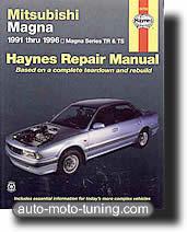 Revue technique Mitsubishi Magna (1991-1996)