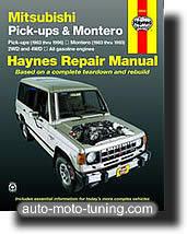 Revue Mitsubishi Montero et pick-up (1993-1996)
