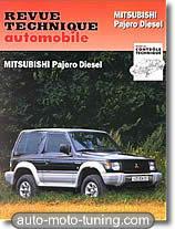 Revue technique Mitsubishi Pajero diesel (1983-1992)