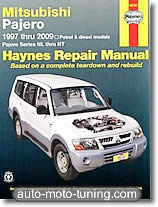 Pajero essence et diesel (1997-2005)