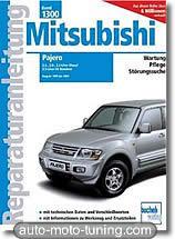 Revue Mitsubishi Pajero essence et diesel (1999-2003)