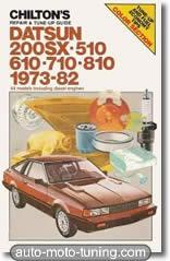 Revue Nissan 200SX (1973-1982)