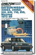200SX - 240SX (1973-1989)