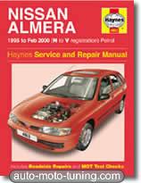 Almera essence (1995-2000)